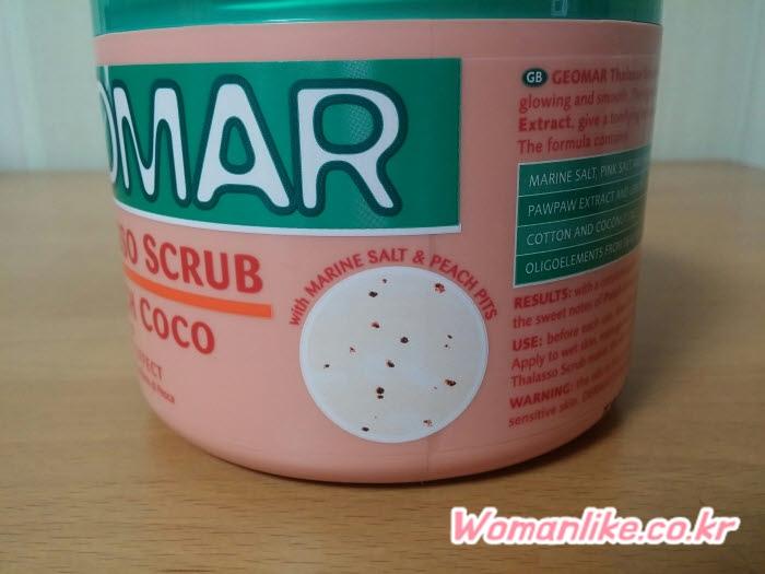 geomar peachcoco 지오마 피치코코 스크럽 (3)