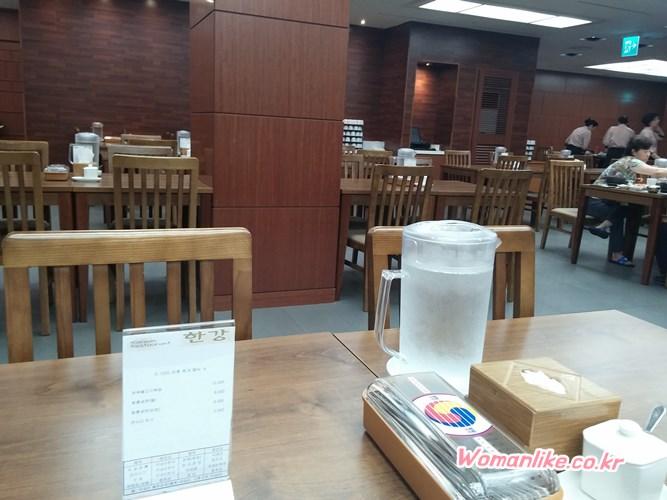 아산병원 식당 (2)