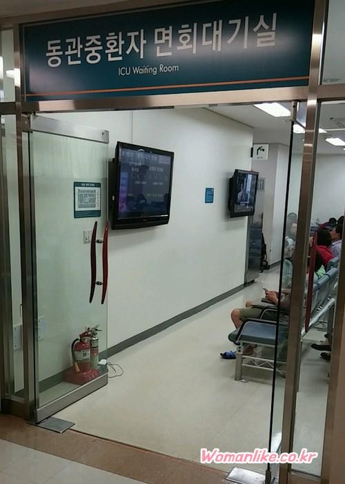 아산병원 중환자실 (10)