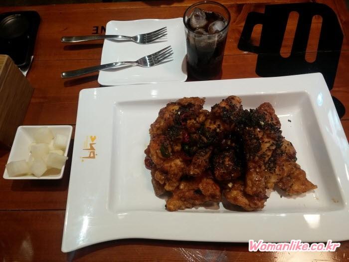 bhc치킨 맛초킹 (2)