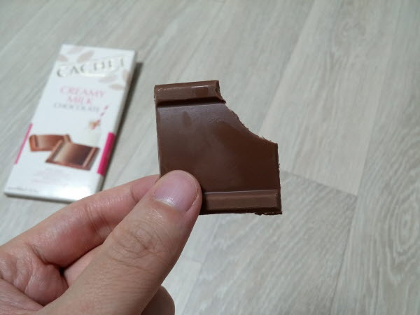 홈플러스 초콜릿 카쉐