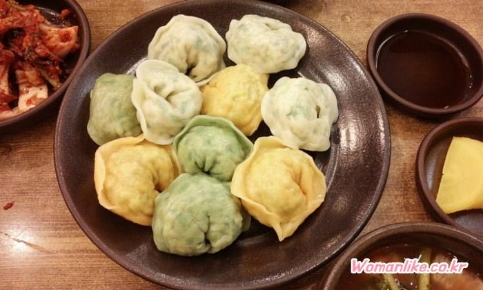 도농 맛집 최고집칼국수 해물칼국수 만두 (1)