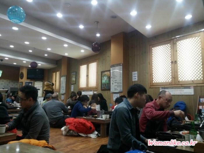 도농 맛집 최고집칼국수 해물칼국수 만두 (4)