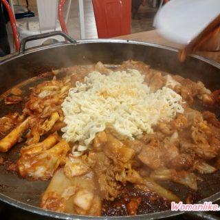 일산 백철판 0410 백종원 닭갈비 (2)