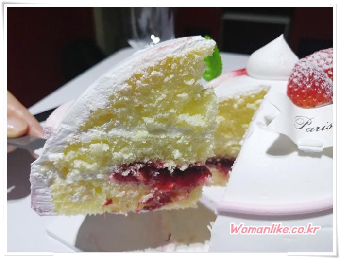 파리바게트 케이크 행복해 딸기케이크 (5)
