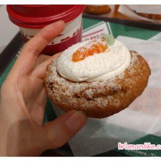 크리스피 도넛 크리스마스 메리스노우 (2)