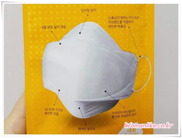 미세먼지 마스크 동국제약 KF94 (2)