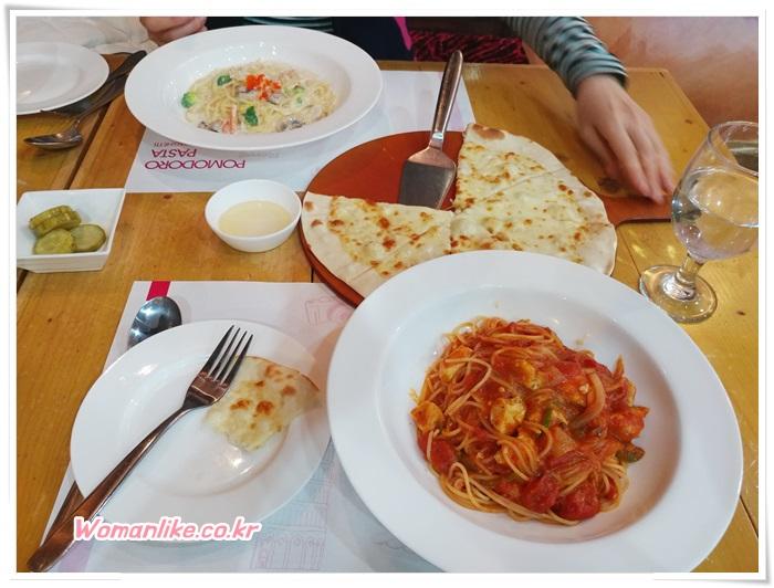 도농 애시앙 맛집 뽀모도로 (2)