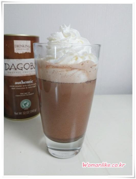 DAGOBA 다고바 드링킹 초콜릿 (1)