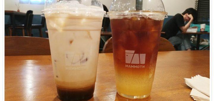 매머드 커피 꿀라떼 (1)