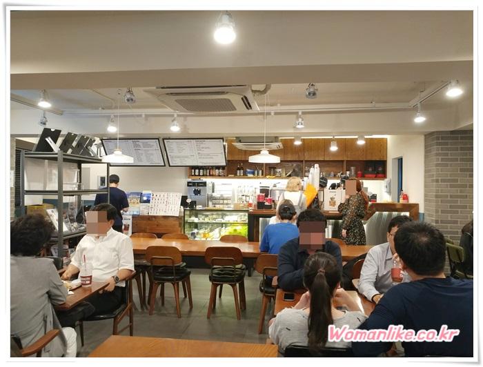 서울숲 카페 매머드 커피