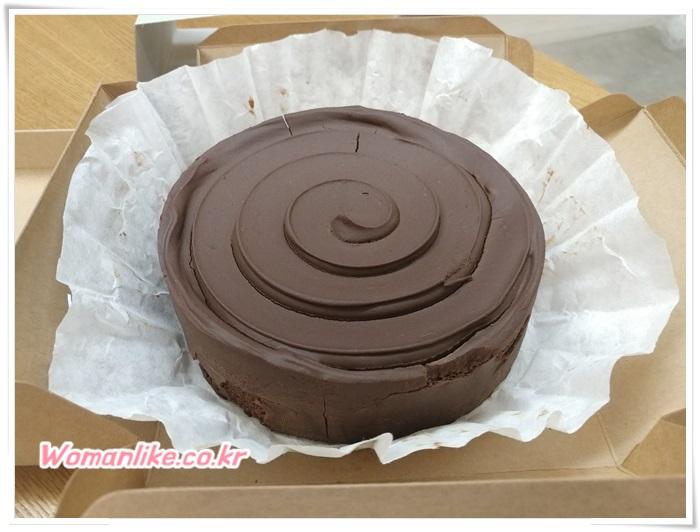 애슐리 초코 브라우니 케이크 (2)