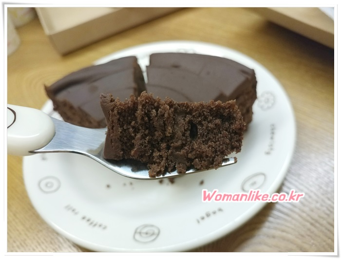 애슐리 초코 브라우니 케이크 (4)
