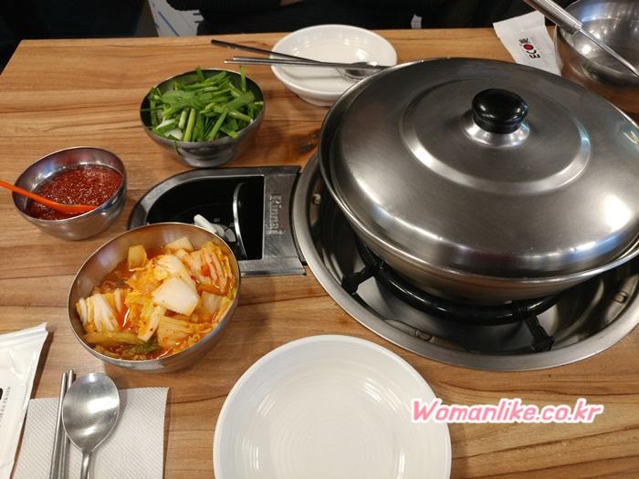 미아 사거리 맛집 오복 닭한마리  (1)