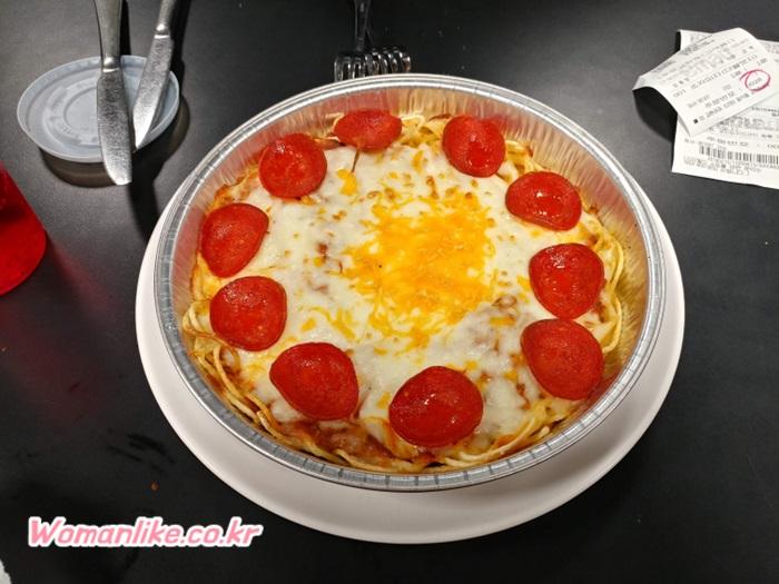 이마트 트레이더스 푸드코트 치즈 스파게티 (1)