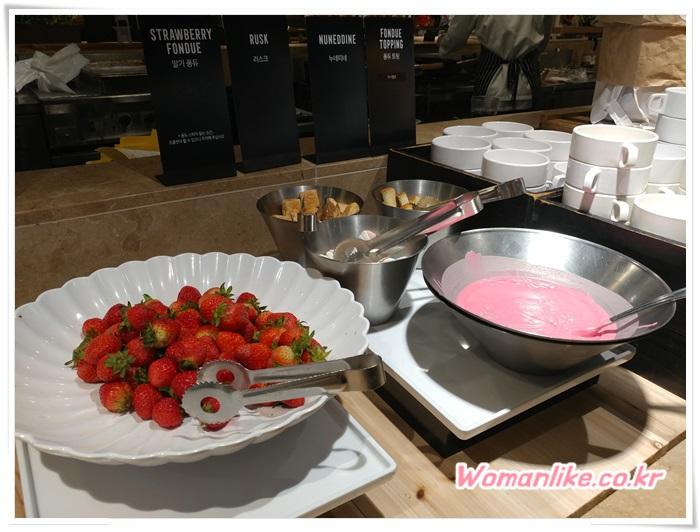 애슐리W 딸기 축제 의정부 맛집 (4)