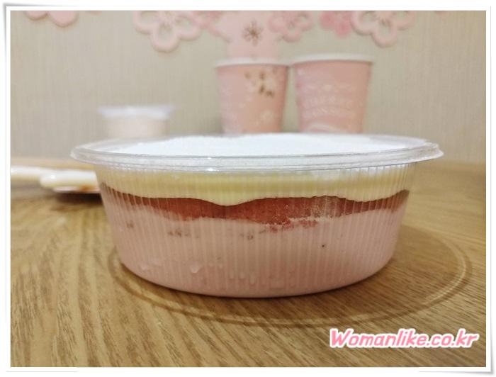 홈플러스 딸기 요거트 케이크 몽블랑제 (2)