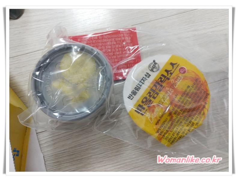 배달 음식 반올림 피자샵 (2)