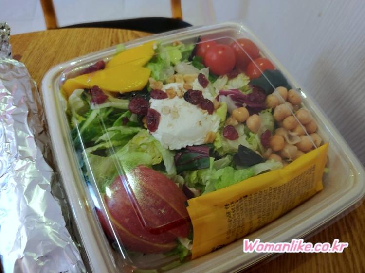 코스트코 리코타 치즈 과일 샐러드 2