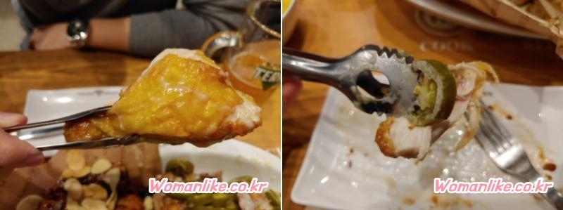 푸라닭 고추마요 치킨 (2)